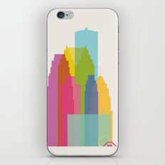 Shapes of Detroit iPhone & iPod Skin