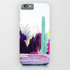 Cacti Watercolour Allsorts iPhone 6 Slim Case