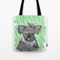 Koalas Tote Bag