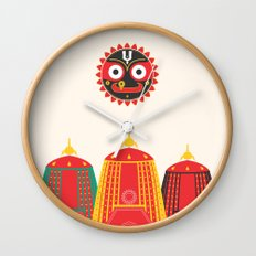 Rathyatra Wall Clock