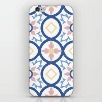Floor Tile 2 iPhone & iPod Skin