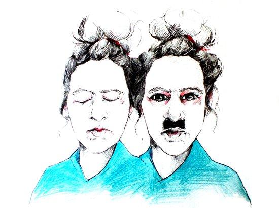 Inner Dictator Art Print