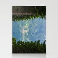 Norwegian Fjords Stationery Cards