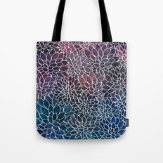 Floral Abstract 21 Tote Bag