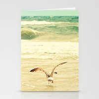 Karate Kid Pose Stationery Cards