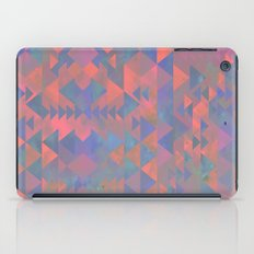 Delta Tribe - Pink iPad Case