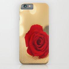 Romance Novel iPhone 6s Slim Case