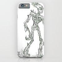 Wandering Tree iPhone 6 Slim Case