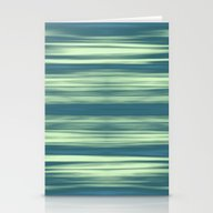 Abstraction Serenity In … Stationery Cards