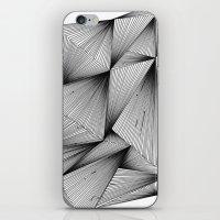 Structure (XYZ) iPhone & iPod Skin