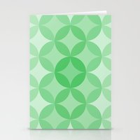 Geometric Abstraction II… Stationery Cards