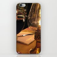 Dinner in Rome iPhone & iPod Skin