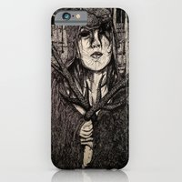 iPhone Cases featuring Forest by Stephanie Henry