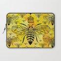 Queen Bee... Laptop Sleeve