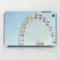 Happy Days iPad Case