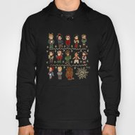 Disney Princes Christmas Hoody