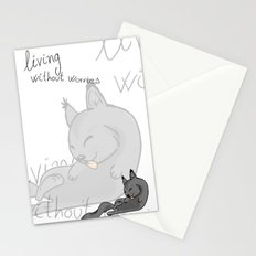 this is a good life Stationery Cards