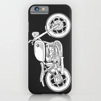 BMW R80 - Cafe Racer series #4 iPhone 6 Slim Case
