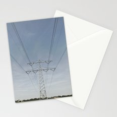 Electric Summer Stationery Cards
