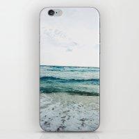 Beckoning Seas I iPhone & iPod Skin