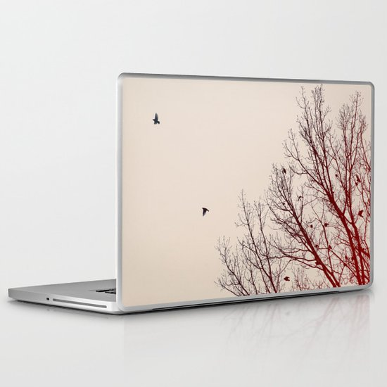 Umber Days Laptop & iPad Skin