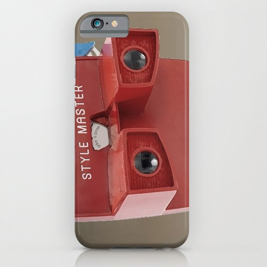 STYLE MASTER VIEWER iPhone & iPod Case