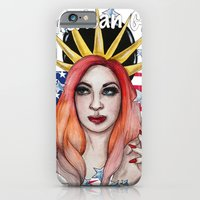 "iPhone & iPod Case featuring ""American Girl"" by Bonnie McKee by ArtEleanor"
