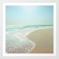 Good Morning Beautiful S… Art Print