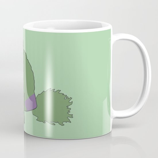 The Incatable Hulk Mug