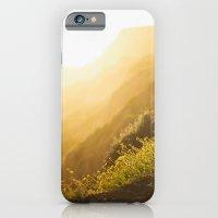California Sunset iPhone 6 Slim Case