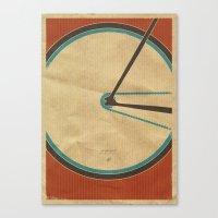Singlespeed Canvas Print