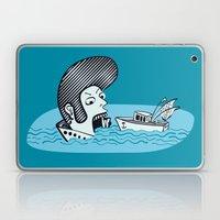 Elvis Eats Boats Laptop & iPad Skin