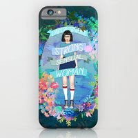 I Am A Smart, Strong, Se… iPhone 6 Slim Case
