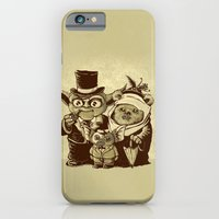 iPhone Cases featuring a (very) long time ago by VINTZ