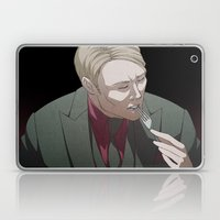 Remarkable Boy (Hannibal Lecter) Laptop & iPad Skin