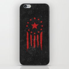 Couriers' Mark iPhone & iPod Skin
