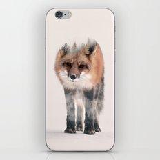 Hondo Kitsune iPhone & iPod Skin