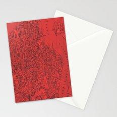 Venezia Rosso Stationery Cards