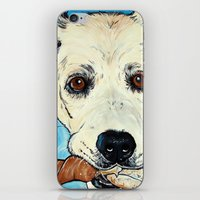 iPhone & iPod Skin featuring Nala by WOOF Factory