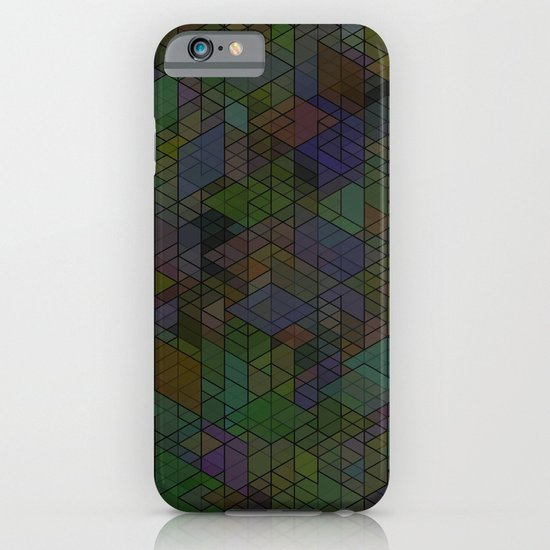 Panelscape - #7 society6 custom generation iPhone & iPod Case