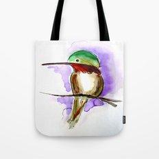 Hummingbird A Tote Bag