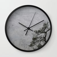 Love Me Or Leave Me Wall Clock