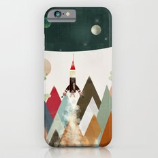 living on the moon iPhone 6 Slim Case