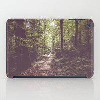 Into the Woods iPad Case