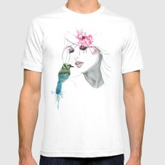 her secret*** Mens Fitted Tee White SMALL