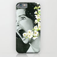 iPhone & iPod Case featuring Scream by Ben Giles