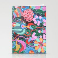 Hidden House Stationery Cards