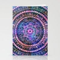 Mandala I {celestial} Stationery Cards