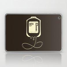 Coffee Transfusion Laptop & iPad Skin