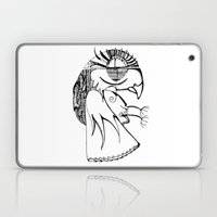 A kind of parrot Laptop & iPad Skin